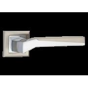 Дверная ручка Linde Z-1319 SN/CP