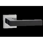 Дверная ручка MVM Z-1410 Black / CP