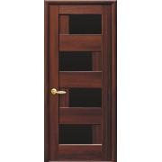Межкомнатные двери Сиена каштан BLK